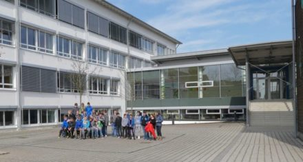 Schulhaus Mittelschule Bogen